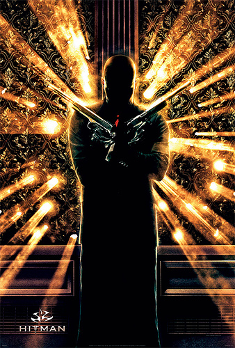 Hitman, nuevo teaser póster